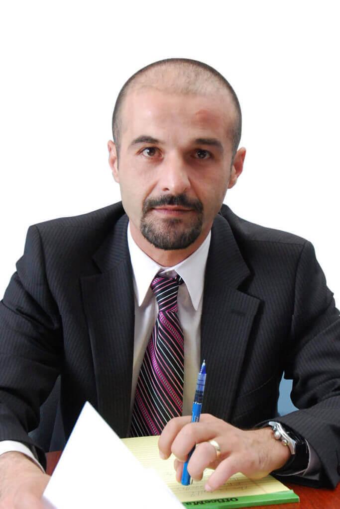 Attorney Rabin Nabizadeh