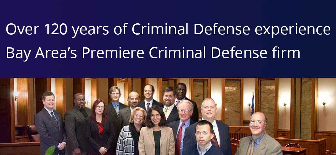 Bay Area Criminal Defense Attorneys