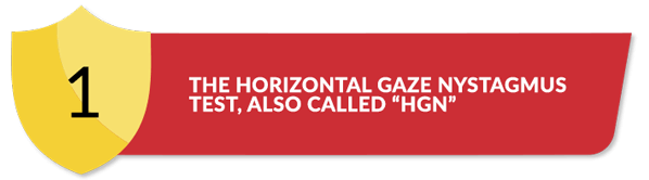 The Horizontal Gaze Nystagmus Test Title